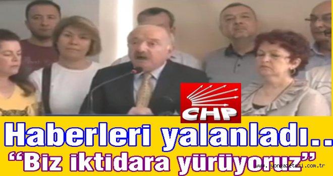 Av. Atila Şahin istifa haberine açıklık getirdi..