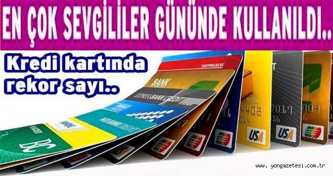 Avrupa'nın en fazla karta sahip ülkesi Türkiye oldu..