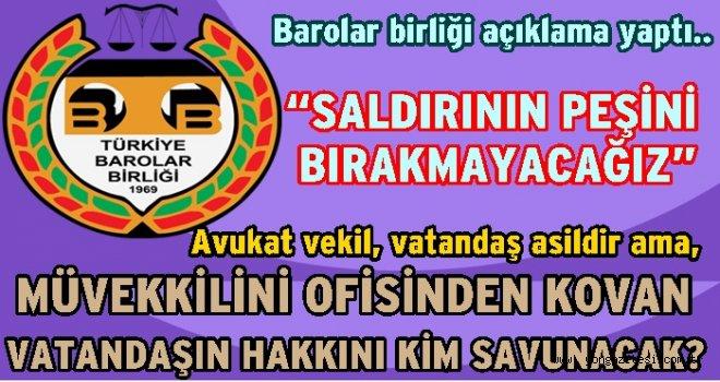Av. Yıldız Sağlam Bayramoğlu hakkında suç duyurusu..