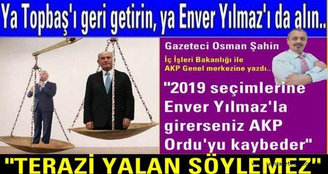 """Başkan Enver Yılmaz için herkes """"GİTSİN ARTIK"""" diyor.."""