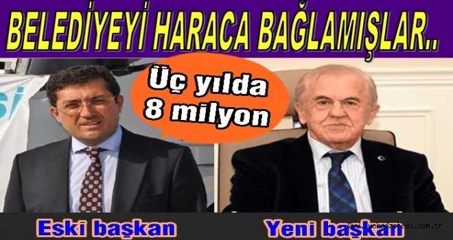"""Başkan vekili Doğaç, """"Talana izin vermiyeceğiz"""""""