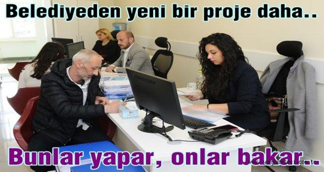 BELEDİYE  YENİ BİR İŞ KAPISI DAHA  AÇTI..