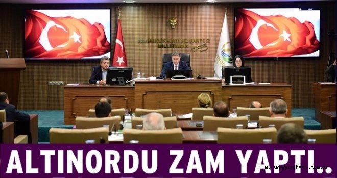 Belediyenin  2020 yılı bütçesi 166 milyon TL. oldu..