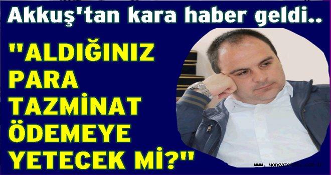 Bu habere en çok üzülen Murat Şimşek oldu..