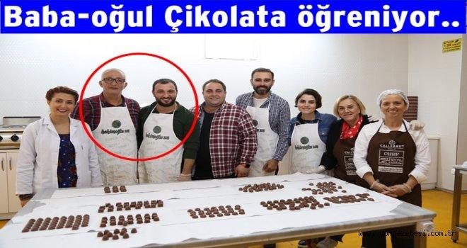 Butik Çikolata gençlere iş imkanı sağlayacak..