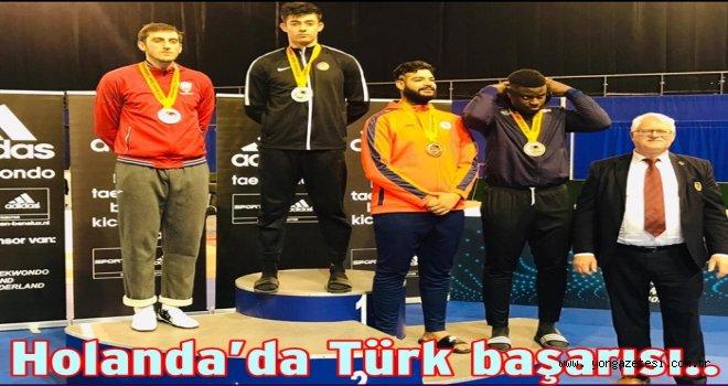Büyükşehirin altın sporcuları Ordu'nun gururu oldular..