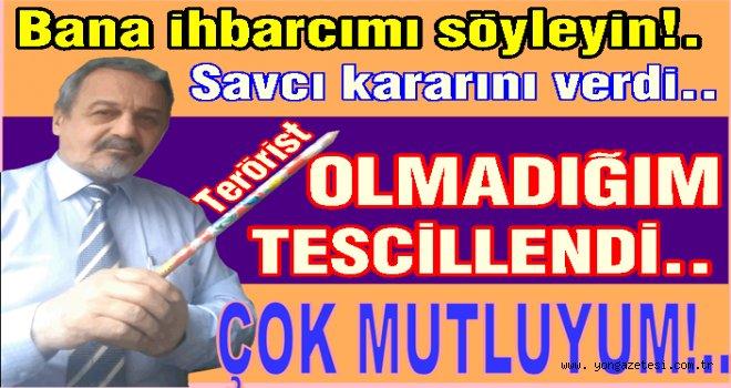 C. Savcısı Osman Şahin hakkında kararını verdi..