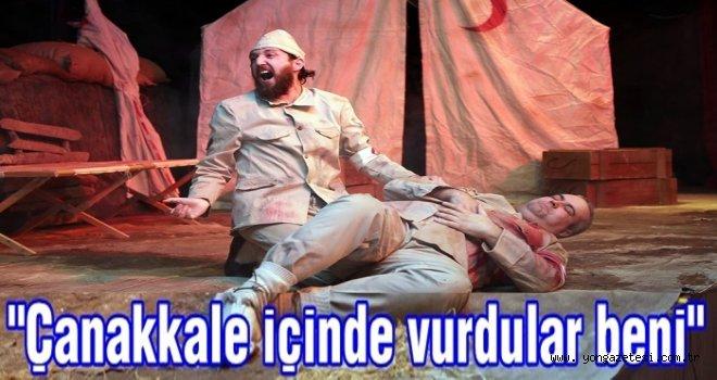 ÇANAKKALE ZAFERİ KUTLAMALARINDA DUYGULU ANLAR..