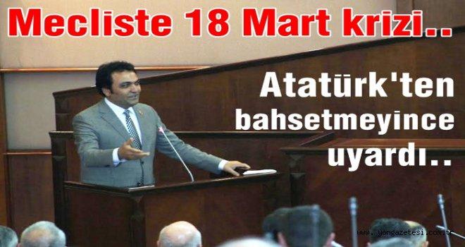 Çanakkale zaferinin 102. yılında Atatürk tartışması..