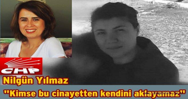 CHP Emine Bulut Vahşetine sessiz kalmadı..