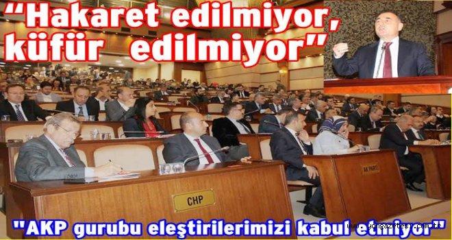 CHP gurubundan AKP'ye cevap gecikmedi..
