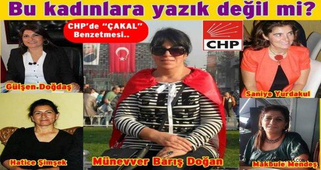 CHP kongresinde  kadınlara büyük saygısızlık..