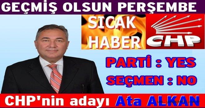 CHP Seçime girmeden Perşembe'de kaybetti..