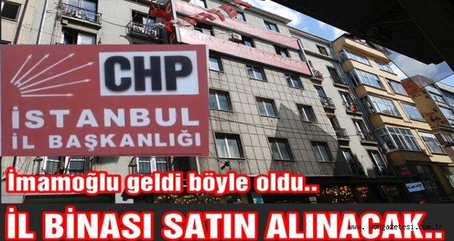 CHP. Yardım kampanyası başlattı..