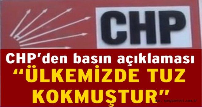 CHP'den Seçim iptaline büyük tepkiler..