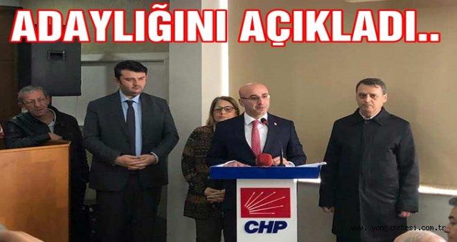 CHP'den Serkan Çelik'ten namus sözü..