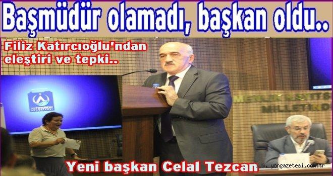 CHP'li Katırcıoğlu kükredi.. Enver Yılmaz'ı savundu.