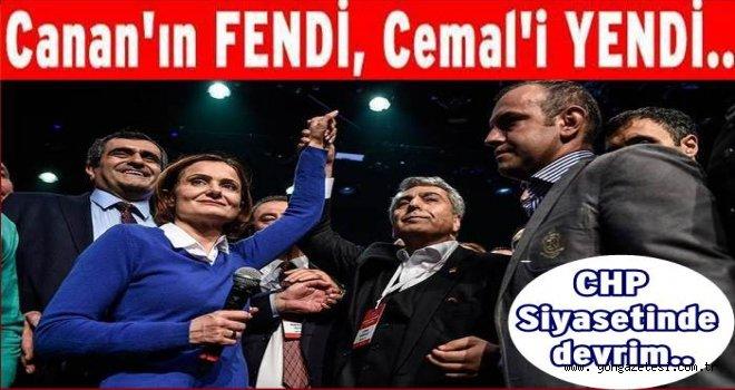 Dr. Canan Kaftancıoğlu CHP'de devrim başlattı..