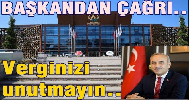 EMLAK VERGİSİNDE  SON GÜN 30 KASIM..