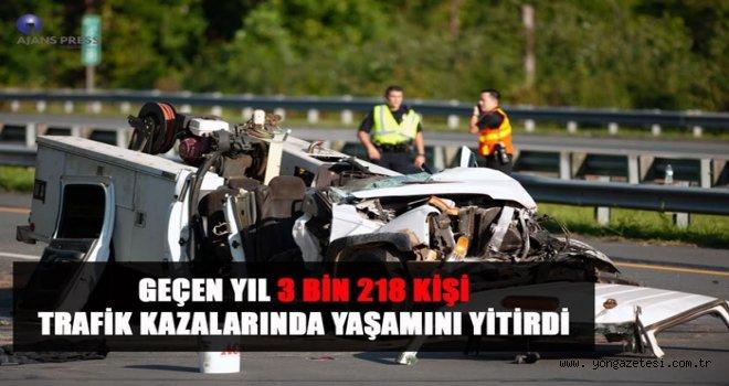 En çok trafik kazası sürücü hatasından kaynaklanıyor..