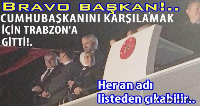 Enver Yılmaz'a Ordu dar geldi, Trabzona geçti..
