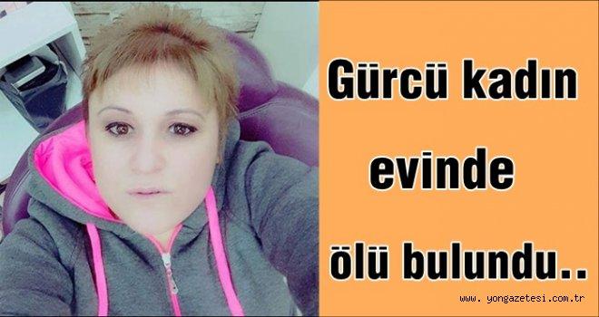 EVİNDE BOĞAZI KESİLEREK ÖLDÜRÜLDÜ..