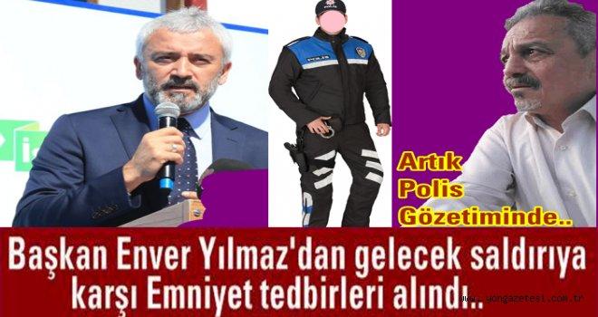 Gazeteci Osman Şahin için Emniyet özel tedbir kararı aldı..