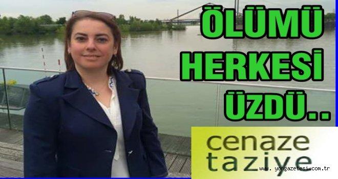 Gazeteci Şenay Tezel hayata veda etti..