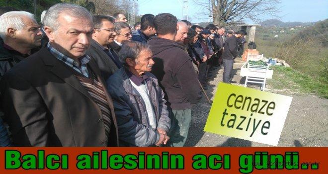Hasan Balcı son yolculuğuna uğurlandı..