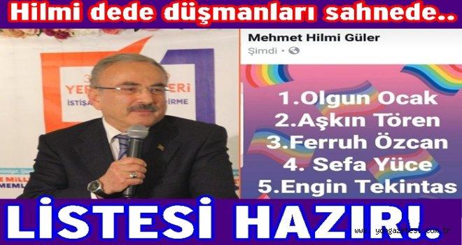 Hilmi Güler adına sosyal medyada sahte hesap açtılar..