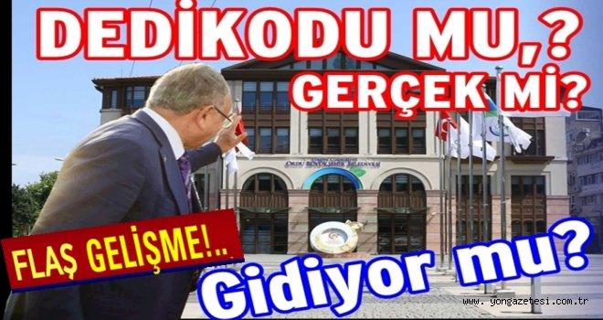 """""""Hilmi Güler başkanlığı bırakacak!.."""""""