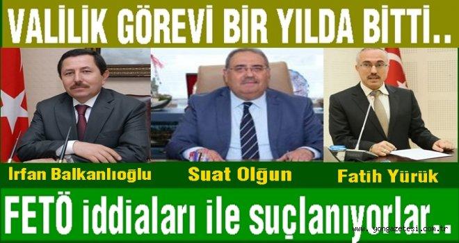 İrfan Balkanlıoğlu'nun son mesleği müfettiş oldu..