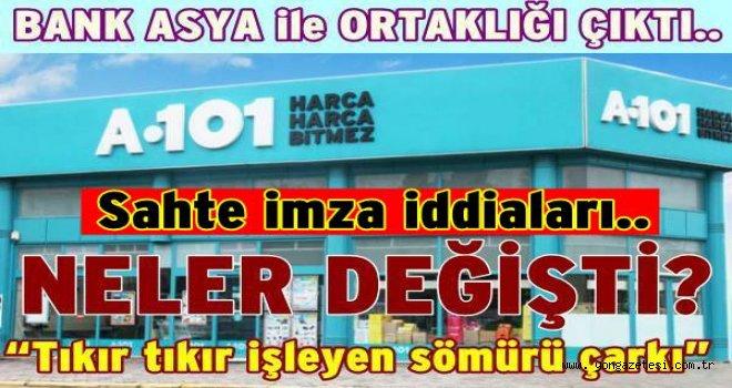 İşçi hakkını yiyen A101 Marketin FETÖ bağlantısı iddiaları..