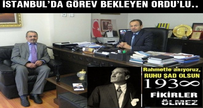 İstanbul'daki Ordulu'lar Temel Başalan'ı istiyor..