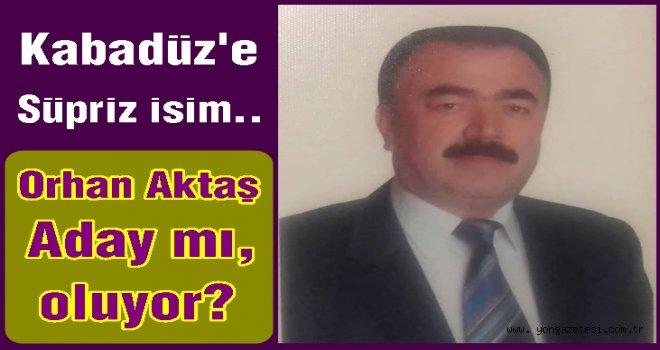 Kabadüz  Belediyesi için Orhan Aktaş sesleri…