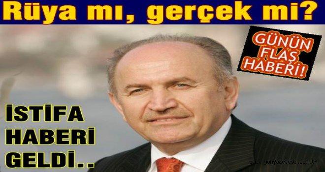 Kadir Topbaş'ın  istifa  haberlerinin gerçek yönü..