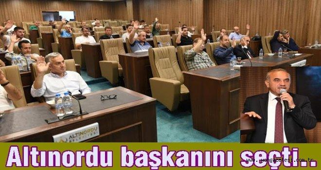 Kulüp başkanlığına Ömer Yusuf Uygun seçildi..