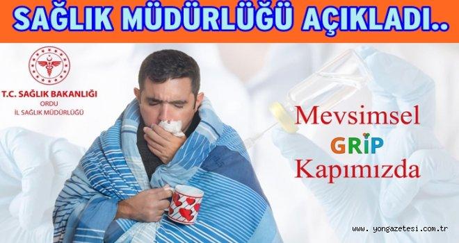 Mevsimsel Grip Hastalığı (Grip) Nedir?