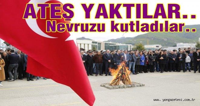 Nevruz Bayramı Üniversitede çeşitli etkinliklerle kutlandı..