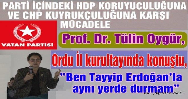 Öğretmenler gününde, Öğretmen evinde siyasi kongre..