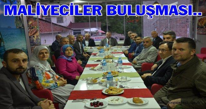 Ordu Mali Müşavirler Odası Gölköy'de bir araya geldi..