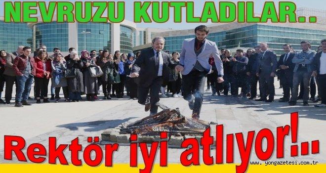 Ordu Üniversitesi  Nevruz bayramını kutlandı..