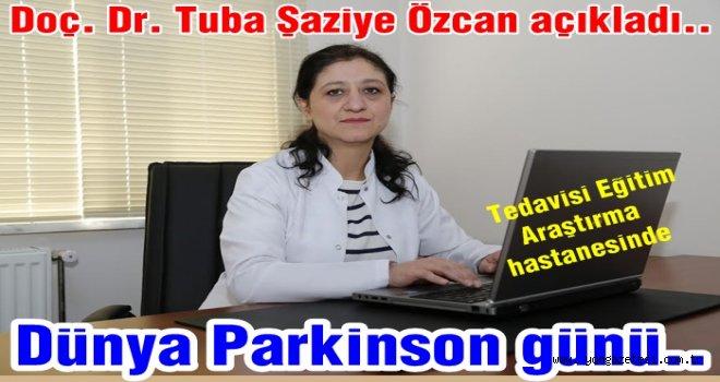 Ordu'da 2 bin Parkinson hastası var…
