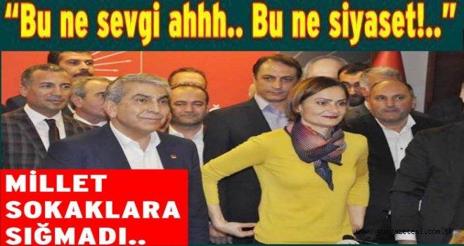 Ordu'lu aday Kaftancıoğlu adaylığını açıkladı..