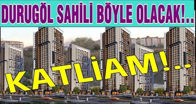 ORDU'NUN GÜZEL  SAHİLİNE YAZIK EDİLİYOR..