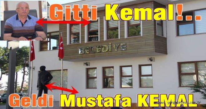 Perşembe'de Atatürk anıtı Belediye önüne nasıl geldi..?