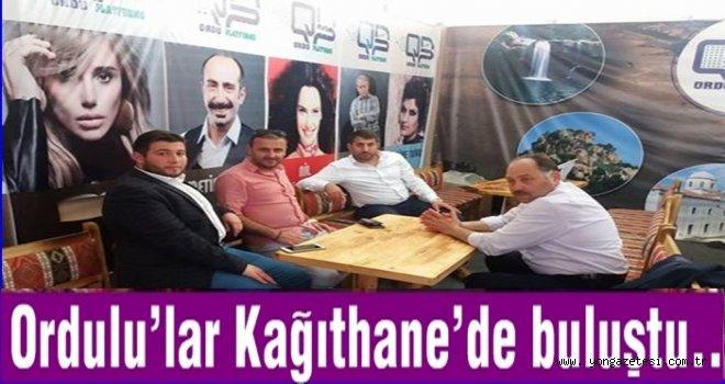 Perşembe'yi Meclis üyesi Nedim Saka temsil etti..