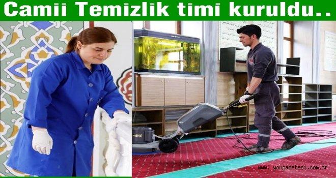 RAMAZAN TEMİZLİĞİ TAMAMLANDI..
