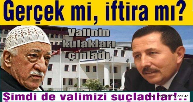 """TANIK : """"Pensilvanya'ya vali İrfan Balkanlıoğlu ile birlikte gittik"""""""