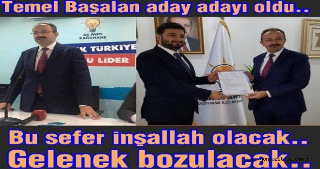 Temel Başalan 3 Sivaslı'ya karşı mücadele verecek..